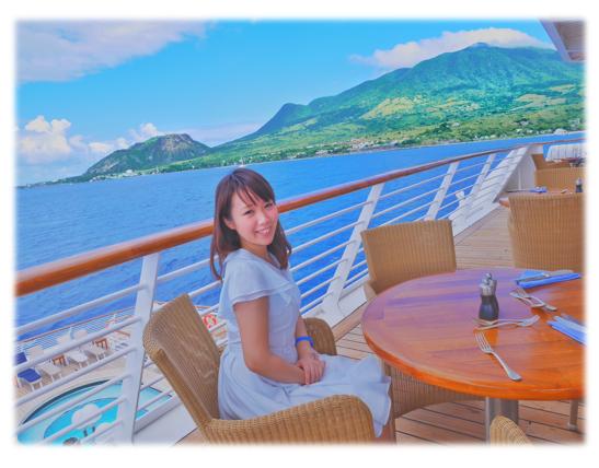 Sea Dream Yacht Club 豪華カリブ海クルーズの旅