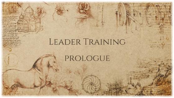 語り継がれるリーダートレーニング
